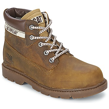 Skor Barn Boots Caterpillar COLORADO PLUS Beige