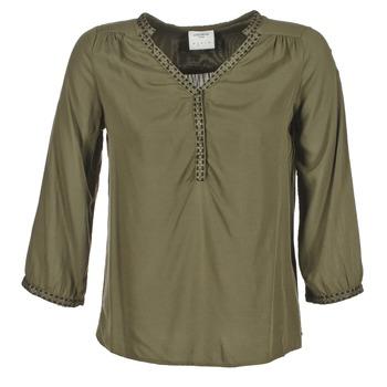 textil Dam Blusar Vero Moda CHARLOTTE KAKI