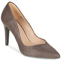 Skor Dam Pumps Betty London FOZETTE Brun