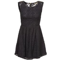textil Dam Korta klänningar Yumi KIMI Svart