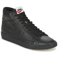 Skor Herr Höga sneakers Nike BLAZER MID Svart