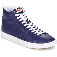 Skor Herr Höga sneakers Nike BLAZER MID Blå