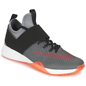 Skor Dam Fitnesskor Nike AIR ZOOM STRONG W Grå / Svart