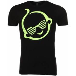 textil Herr T-shirts Local Fanatic Zwitsal Zwart Svart