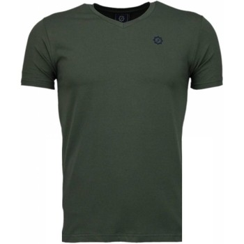 textil Herr T-shirts Local Fanatic Exclusieve Grön