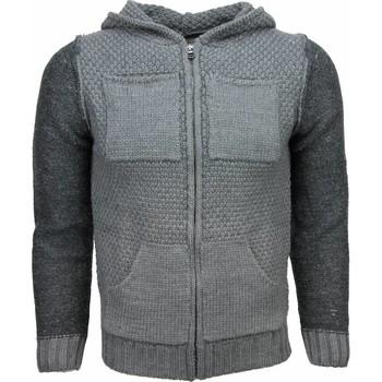 textil Herr Koftor / Cardigans / Västar Enos  grå