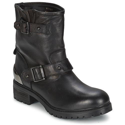 Skor Dam Boots Love Moschino JA24034 Svart