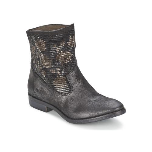 Skor Dam Boots Now FALI Svart