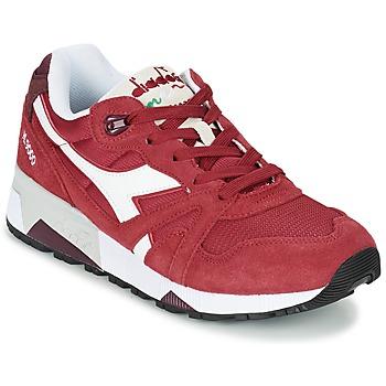 Skor Sneakers Diadora N9000 III Röd