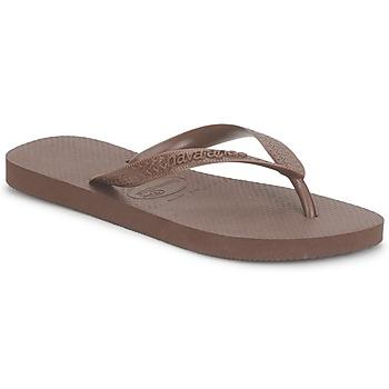 Skor Flip-flops Havaianas TOP Brun