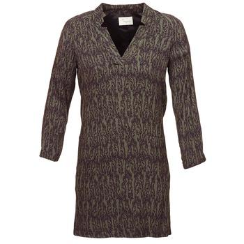 textil Dam Korta klänningar Stella Forest BRO024 Kaki