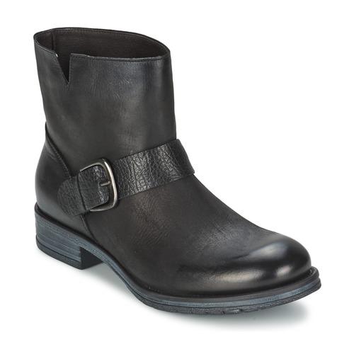 Skor Dam Boots Café Noir ROSAS Svart
