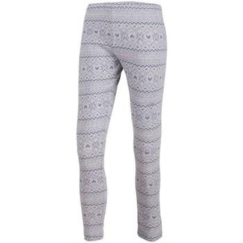textil Dam Leggings adidas Originals Neo Nordic Leg Gråa