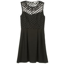 textil Dam Korta klänningar Brigitte Bardot BB45057 Svart