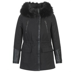 textil Dam Parkas Betty London FOUINI Svart