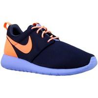 Skor Pojkar Sneakers Nike Roshe One GS Orange,Grenade
