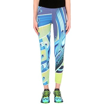 textil Dam Leggings adidas Originals Leggings Blå, Gula