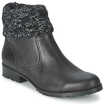 Skor Dam Boots Mellow Yellow RAY Svart