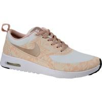 Skor Barn Sneakers Nike Air Max Thea Print GS 834320-100 Beige