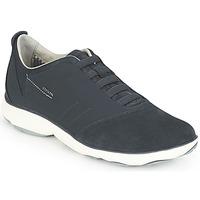 Skor Herr Sneakers Geox NEBULA Blå