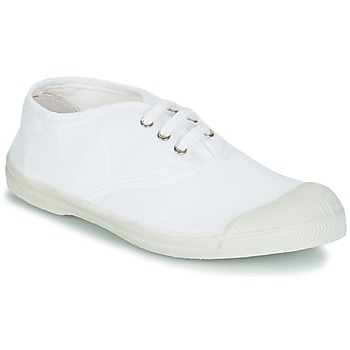 Skor Barn Sneakers Bensimon TENNIS LACET Vit