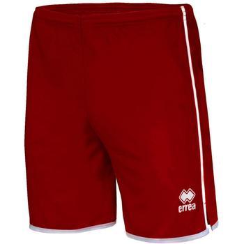 textil Herr Shorts / Bermudas Errea Short  Bonn grenat