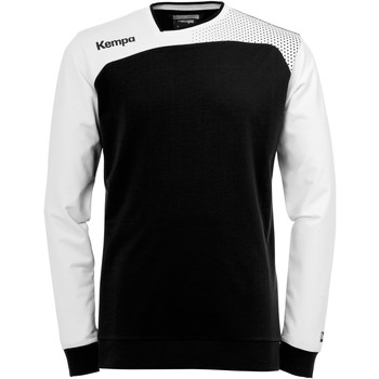 textil Pojkar Sweatshirts Kempa Sweat d'entraînement enfant  Emotion noir/blanc