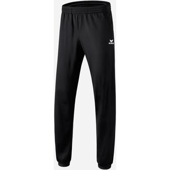 textil Herr Joggingbyxor Erima Pantalon d'entraînement avec bas-côté  Classic Team noir