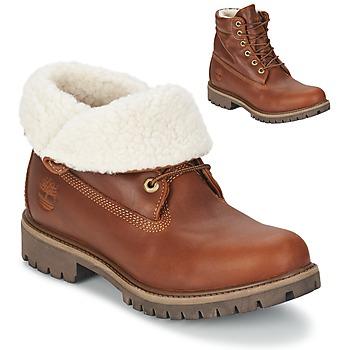 Skor Herr Boots Timberland ROLL TOP L/F AF Brun