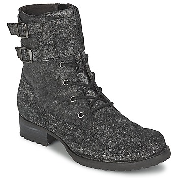 Skor Dam Boots One Step IDAN Silver