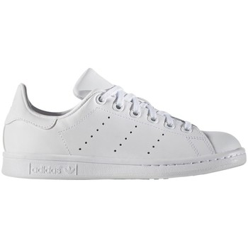 Skor Pojkar Sneakers adidas Originals Stan Smith Vit