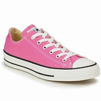Skor Dam Sneakers Converse All Star OX Rosa