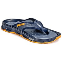 Skor Herr Flip-flops Salomon RX BREAK Blå / Orange