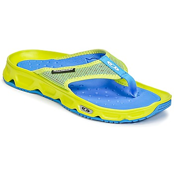 Skor Herr Flip-flops Salomon RX BREAK Gul / Blå