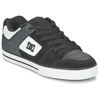 Skor Herr Skateskor DC Shoes PURE SE M SHOE BKW Svart / Vit