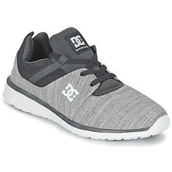 Skor Herr Sneakers DC Shoes HEATHROW SE M SHOE GRH Grå