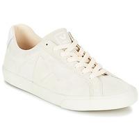 Skor Dam Sneakers Veja ESPLAR LOW LOGO Vit