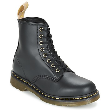 Skor Boots Dr Martens VEGAN 1460 Svart