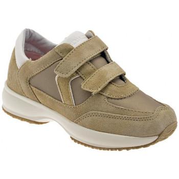Skor Barn Sneakers Lumberjack  Beige