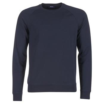 textil Herr Sweatshirts Armani jeans NOURIBIA Marin
