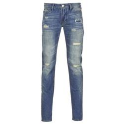 textil Herr Stuprörsjeans Armani jeans NAKAJOL Blå
