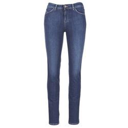 textil Dam Stuprörsjeans Armani jeans GAMIGO Blå
