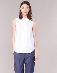 textil Dam Skjortor / Blusar Armani jeans GIKALO Vit