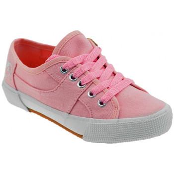 Skor Flickor Sneakers Lumberjack  Rosa