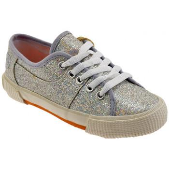 Skor Flickor Sneakers Lumberjack  Silver