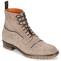 Skor Herr Boots Etro E174 Mullvadsfärgad