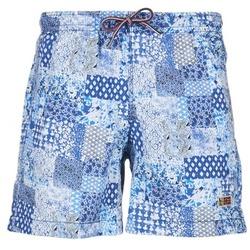 textil Herr Badbyxor och badkläder Napapijri VAIL Blå