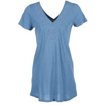 textil Dam Korta klänningar Roxy DUSTIN Blå