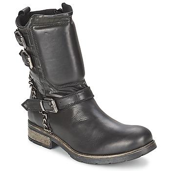 Skor Dam Boots Casual Attitude SERIS Svart