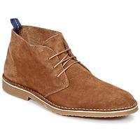 Skor Herr Boots Selected ROYCE NEW Kamel